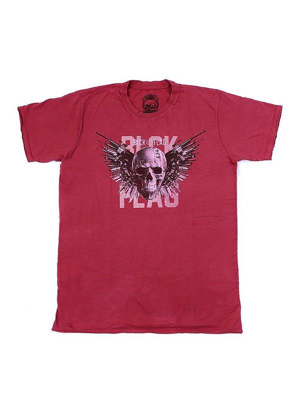 Camiseta Black Flag Imminent Death