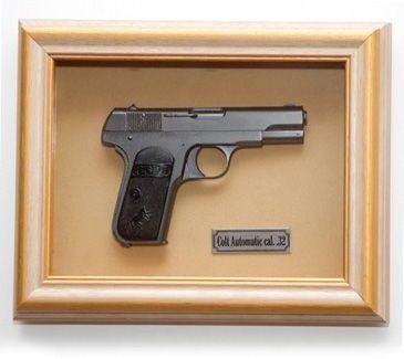 Quadro Colt Automatic .32