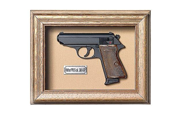 Quadro Walther PPK