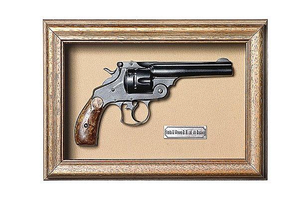 Quadro Smith & Wesson DA