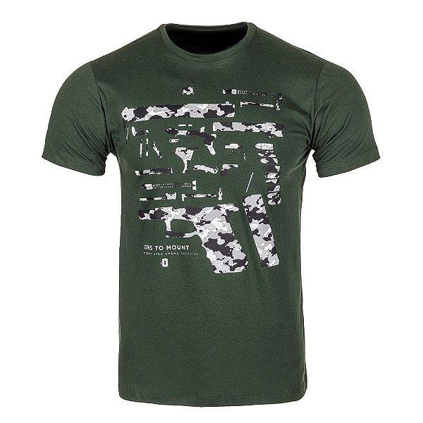 T-Shirt Concept Glock Parts