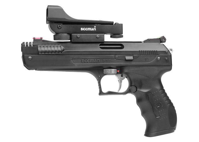 Pistola de Pressão Beeman 2006 com Red Dot