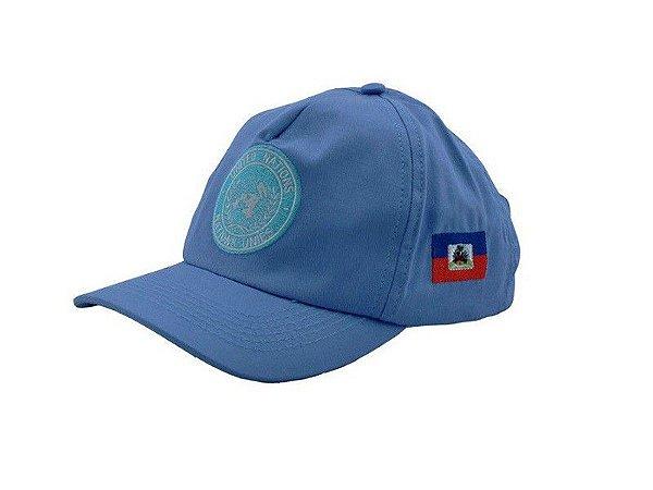 Boné Delta Bordado Força De Paz No Haiti 1