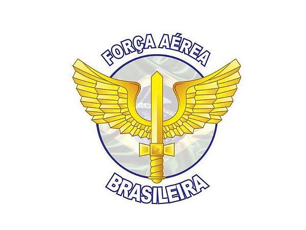 Adesivo Força Aérea Brasileira