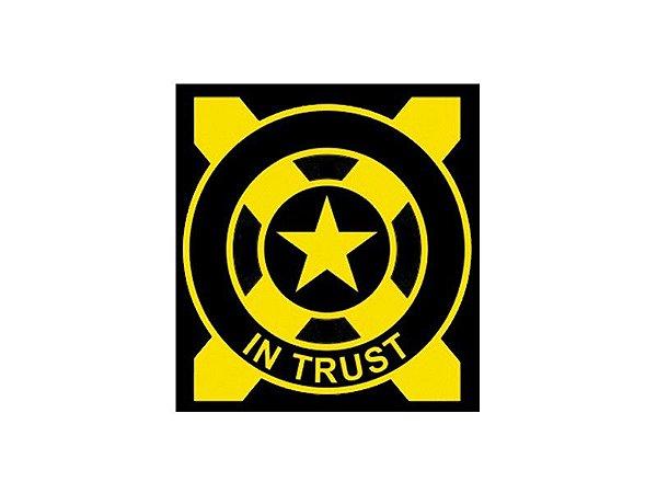 Adesivo In Trust