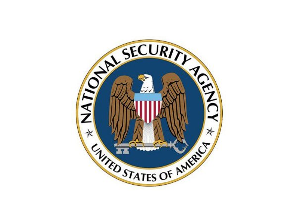 Adesivo Nacional Security Agency