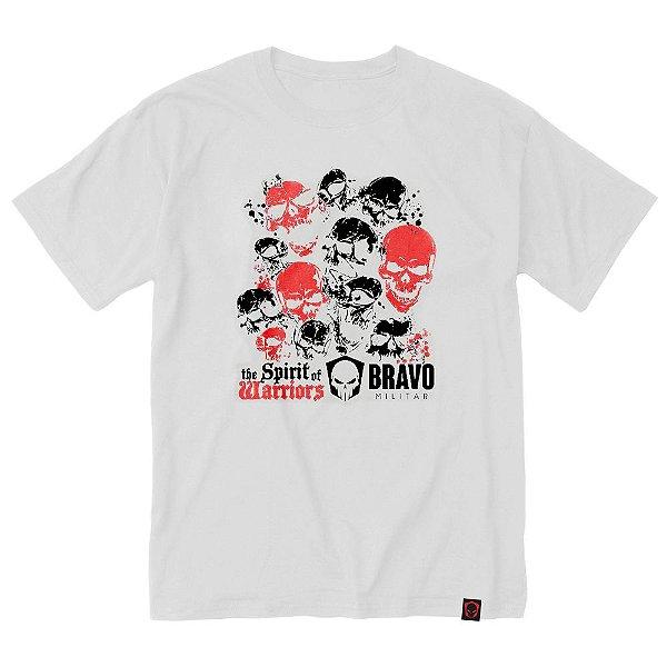 Camiseta Estampada Spirit