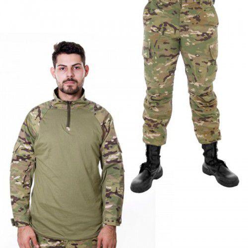 Conjunto Calça Extreme e Combat Shirt