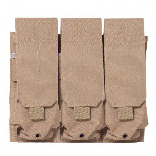 Porta Carregador Modular Triplo Bravo