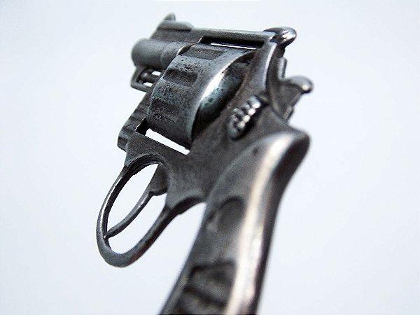 Chaveiro Revolver