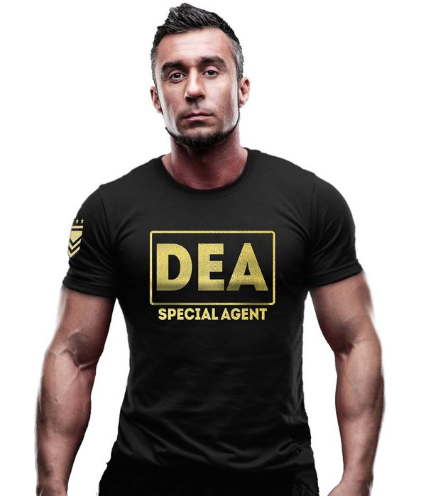 Camiseta Estampa Dourada DEA