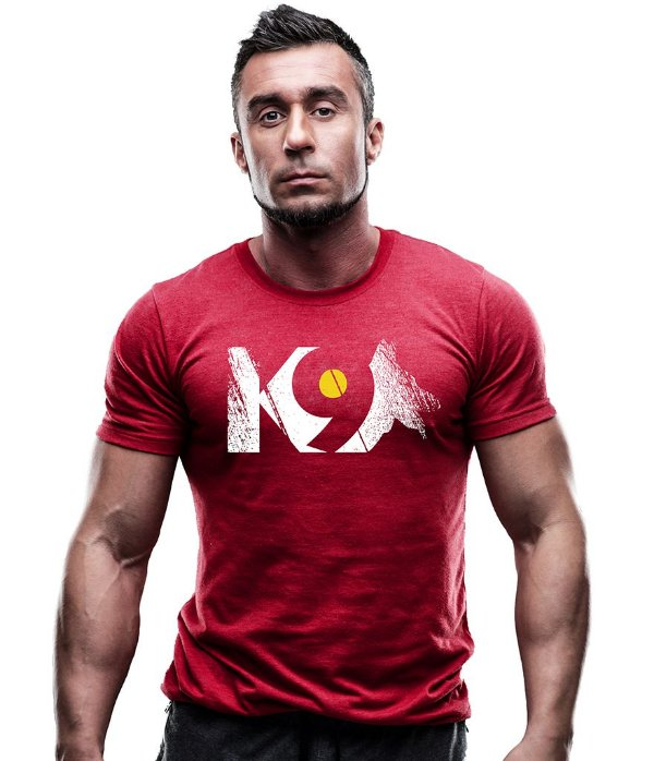 Camiseta Estampada K9