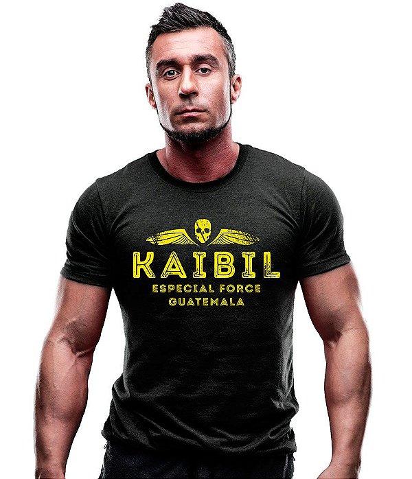 Camiseta estampada Kaibil