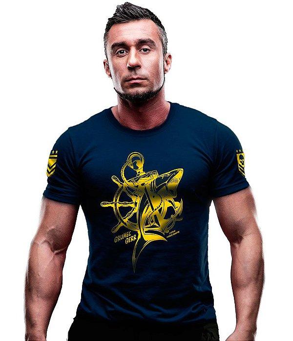 Camiseta Estampada Grumec