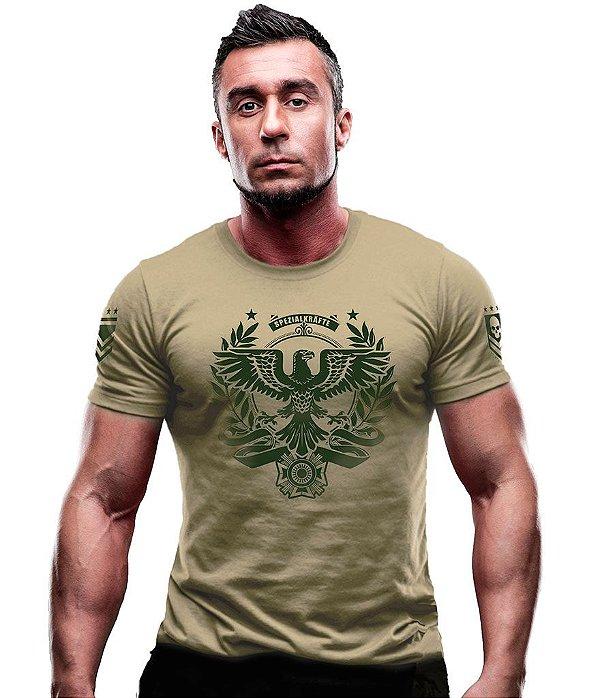 Camiseta Estampada Spezialkräfte