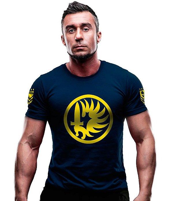 Camiseta Estampada Legião Estrangeira