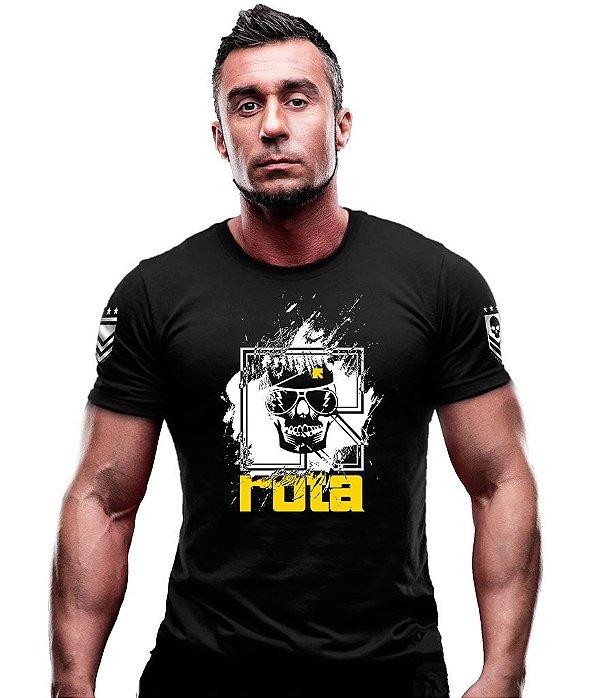 Camiseta Estampada Rota