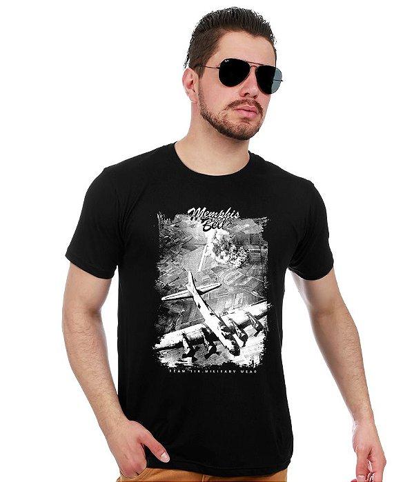 Camiseta Estampada Memphis Belli B-17