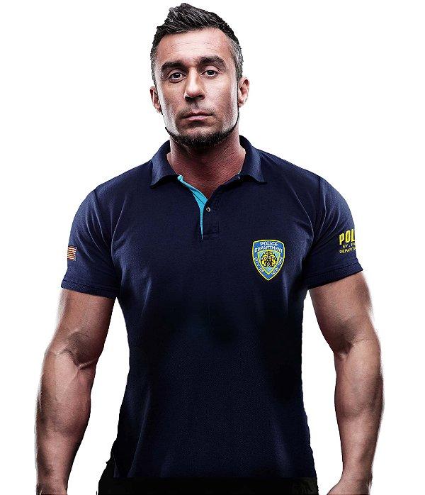 Camisa Gola Polo TeamSix Police