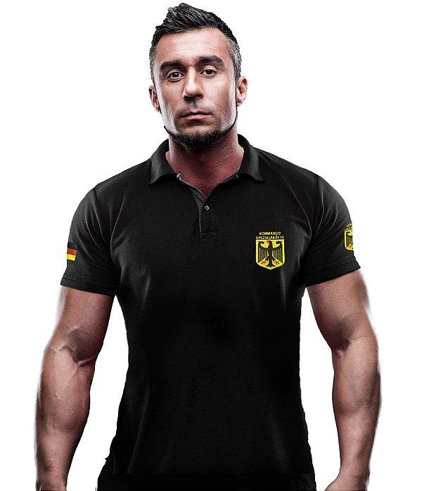 Camisa Gola Polo TeamSix Spezialkräfte