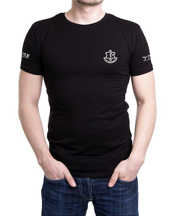 Camiseta Bordada Israel Defense Forces