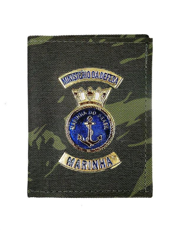 Carteira Ministério da Defesa Marinha Camuflado EB (5 Unidades)