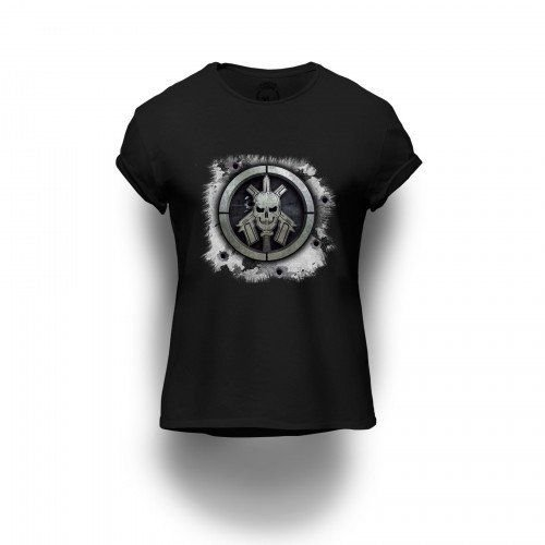 Camiseta Estampada BOPE