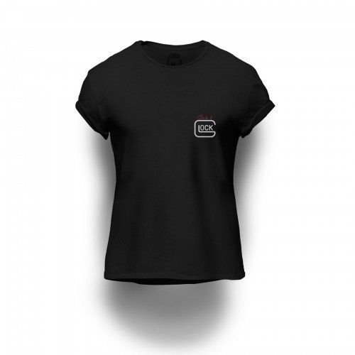 Camiseta Estampada Glock é Glock