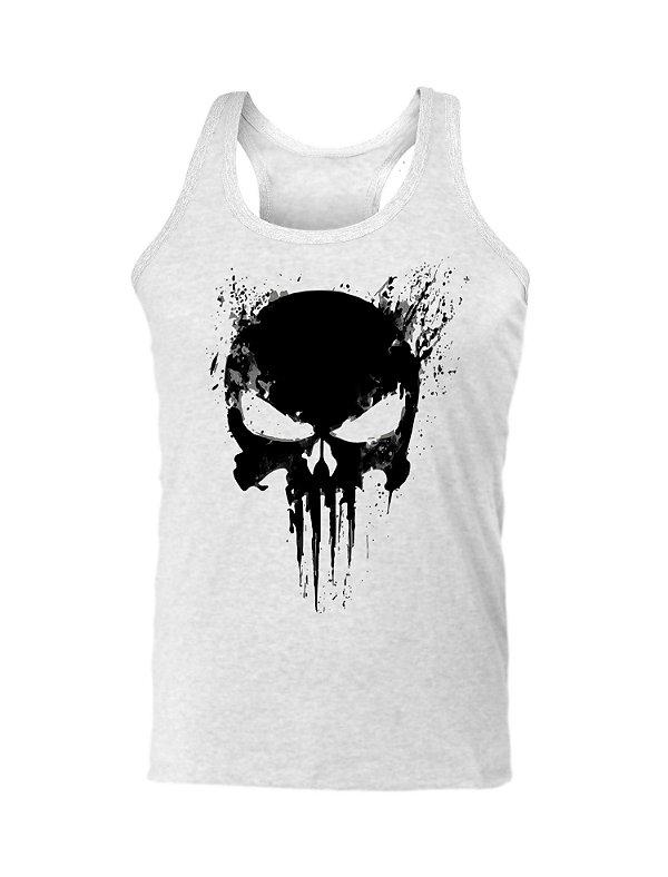 Regata Estampada Punisher Scream