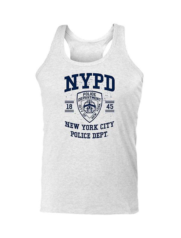 Regata Estampada NYPD