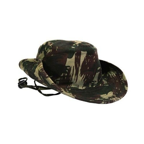 Chapéu Camuflado Exército Brasileiro Eb