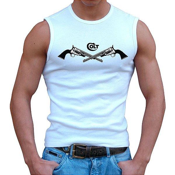 Regata Masculina Colt Branca