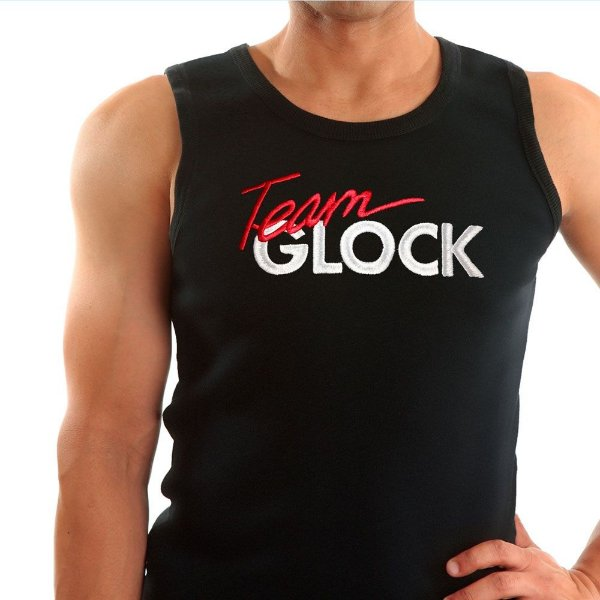 Regata Team Glock Preta