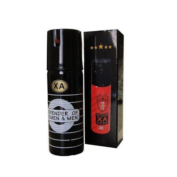 Spray para Defesa Pessoal - 60ml