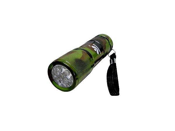LANTERNA 9 LEDS
