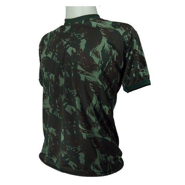 Camiseta Dryfit Camuflada