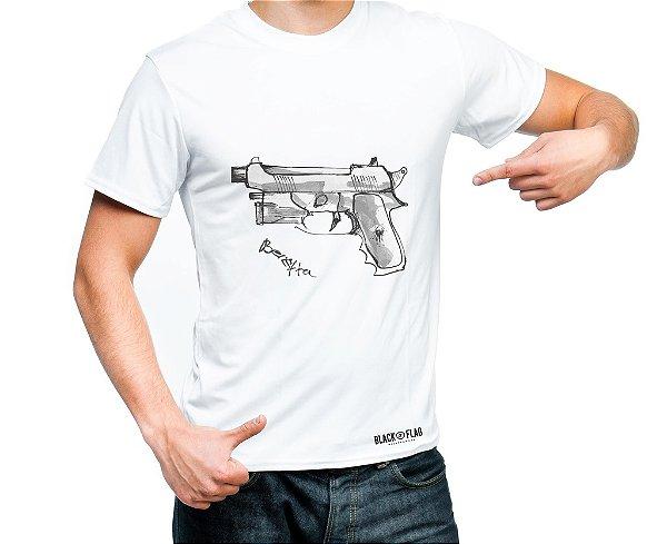 Camiseta Estampada - Beretta