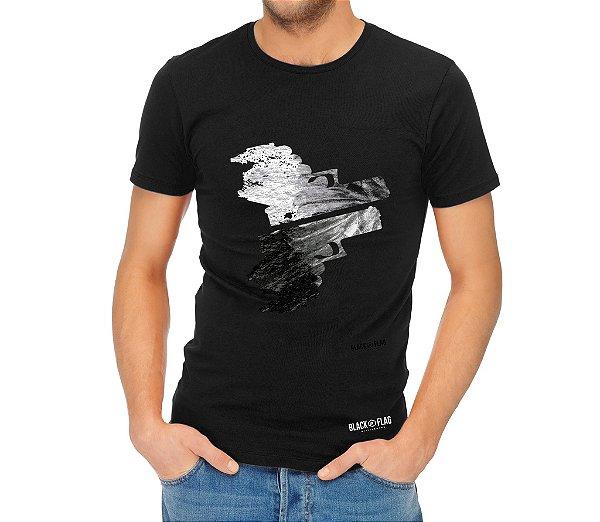Camiseta Estampada - Duas Pist