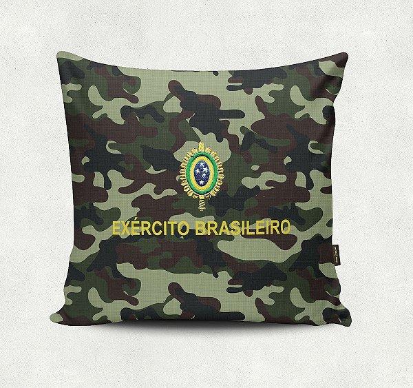 Almofada Camuflada Exército Brasileiro