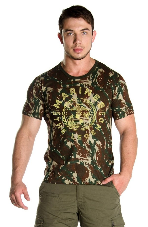 Camiseta Marines