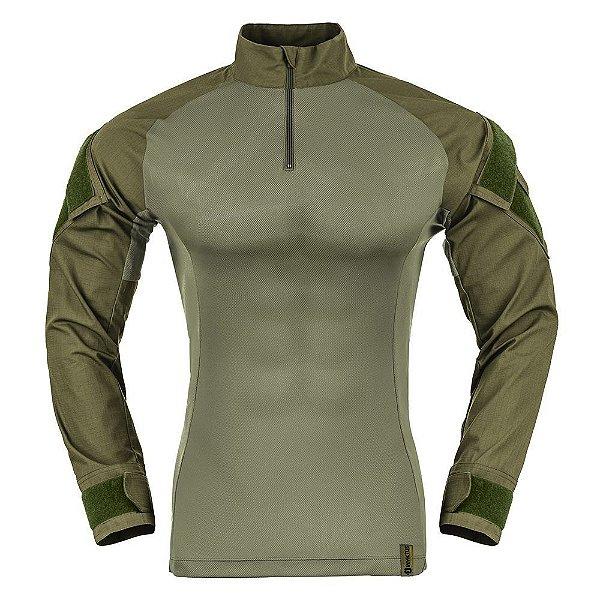Combat Shirt Verde Oliva