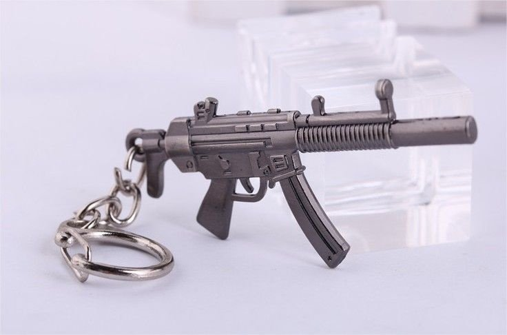 Chaveiro MP5 SD6