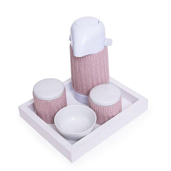 Kit Higiene Baby Rosa