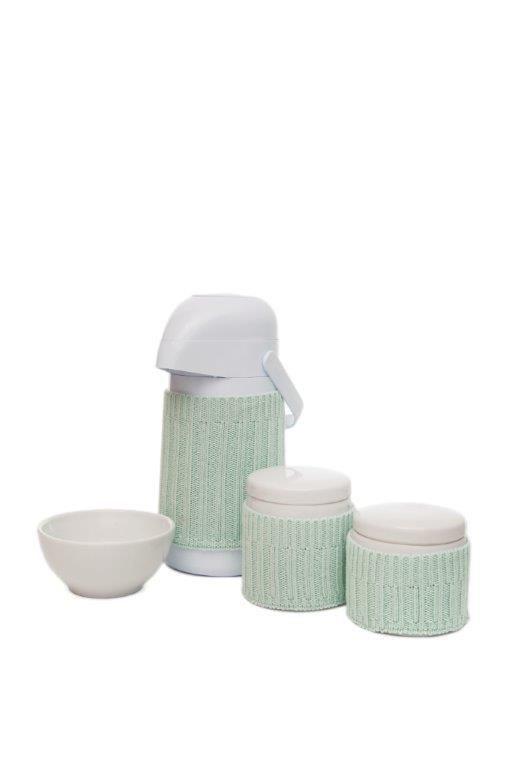 Kit Higiene Baby Verde