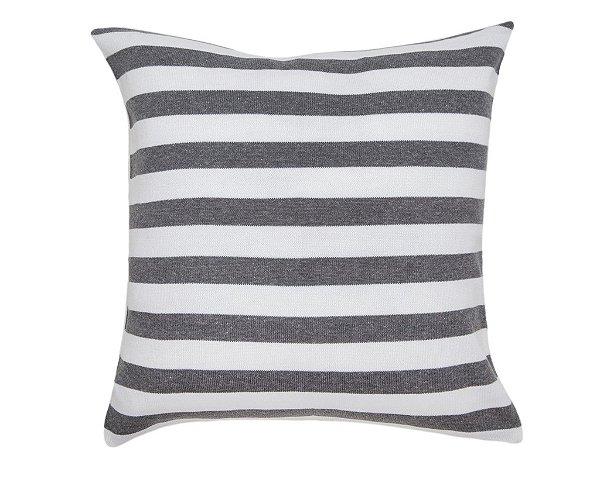 Almofada Zebra Cinza e Branco
