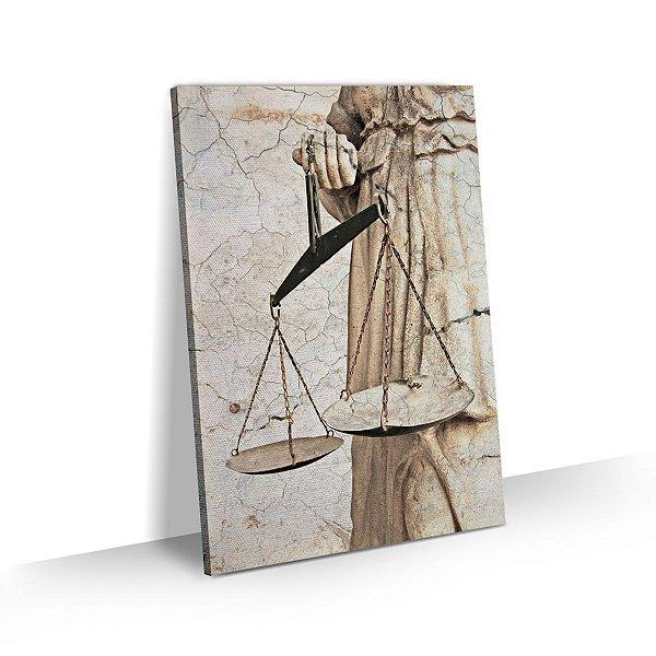 Quadro Escritório Advocacia Direito Advogado Deusa da Justiça 04