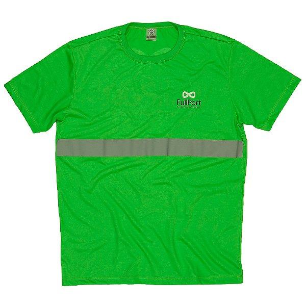 Uni Camiseta Refletiva - FullPort