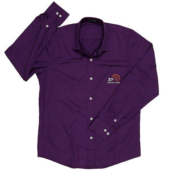 Uni Camisas Slim ML - 3P