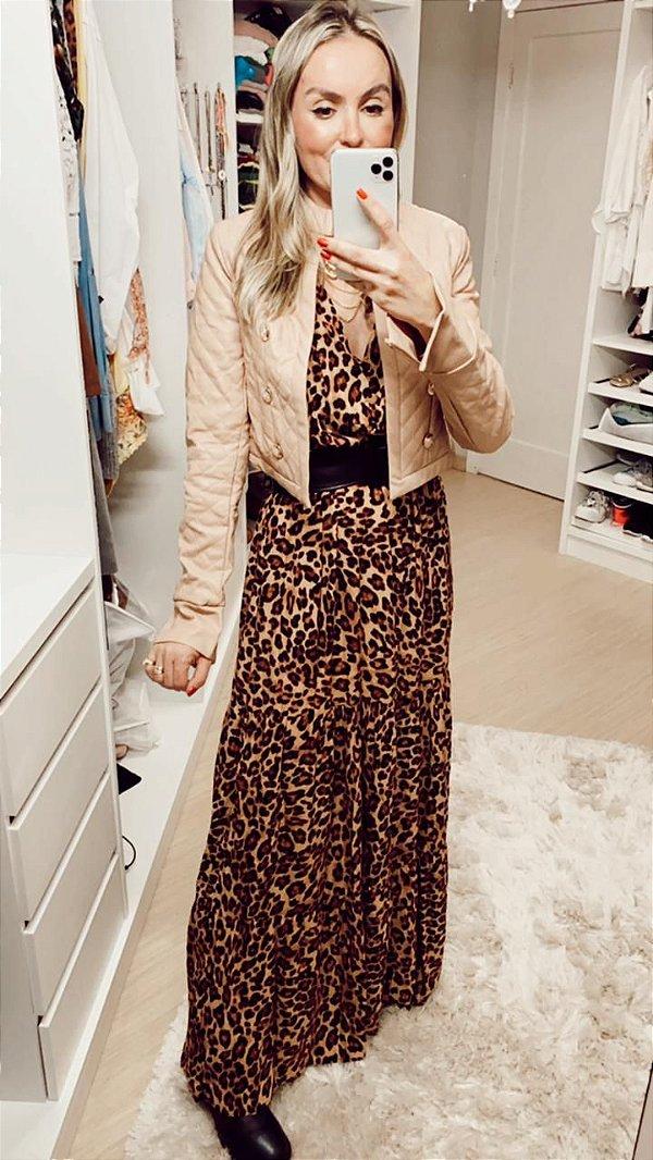 Vestido com Print Anna