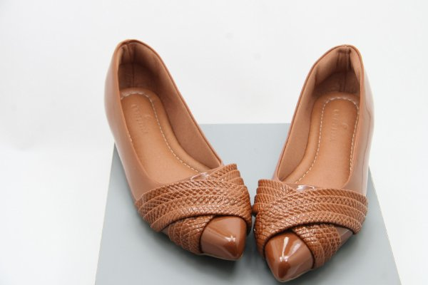Pointed Wave - Caramelo Croco